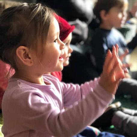 Toddler music fun